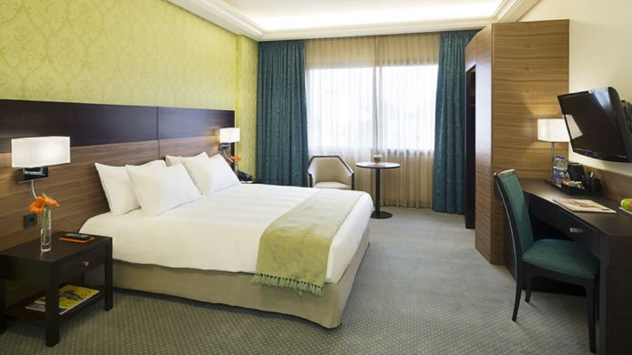 Double room (superior) Corp Amman Hotel