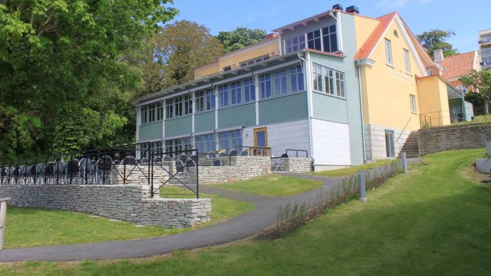 Exterior view SCANDIC VISBY