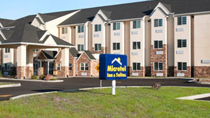 Exterior View Microtel Inn And Suites Sayre Pa