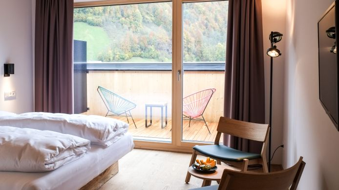 Room with balcony Bären