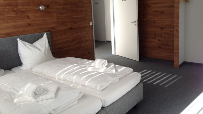 Double room (standard) Creo Munich City