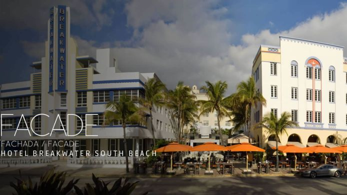Exterior View Hotel Breakwater South Beach