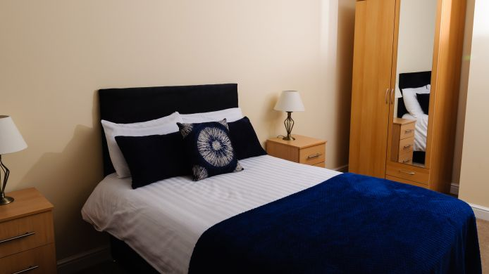 Double room (standard) Luxe Serviced Apartments