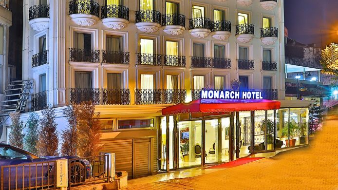 Picture White Monarch Hotel