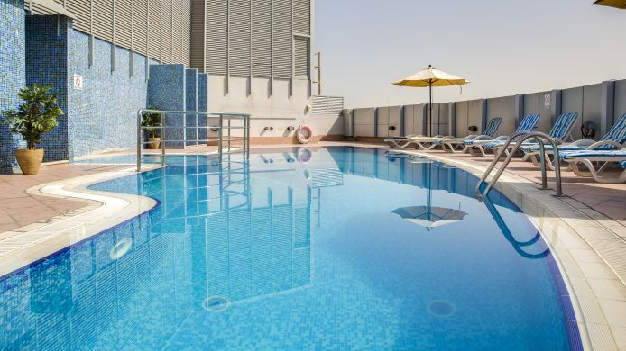 Xclusive Clover Hotel Apartments   3 HRS Star Hotel In Dubai