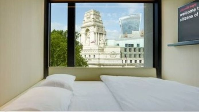 Hotel citizenM Tower of London - 4 HRS Sterne Hotel: Bei HRS mit ...