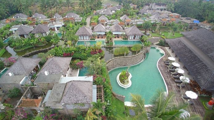Hotel in Ubud  Element by Westin Bali Ubud