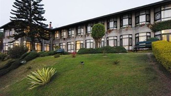 Exterior View Kalimpong The Elgin Silver Oaks