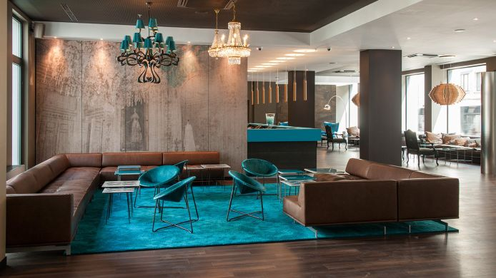Motel One - 3 HRS star hotel in Brussels
