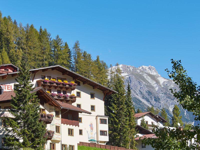 St Anton Am Arlberg  Sterne Hotel