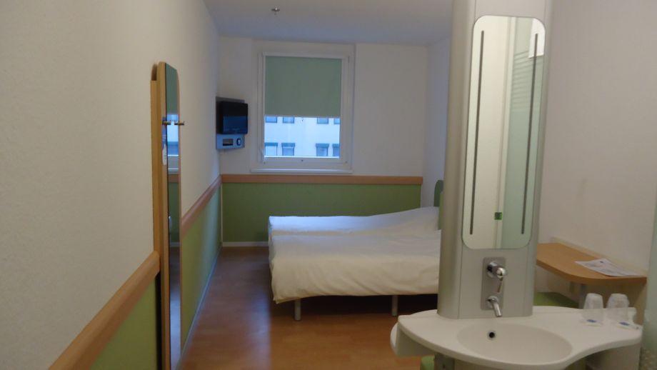 Hotel Ibis Budget Wien Messe Wien 2 Sterne Hotel