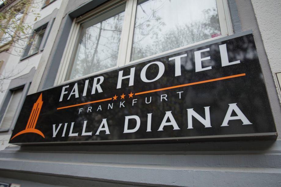 Fair Hotel Villa Diana Westend Westendstr