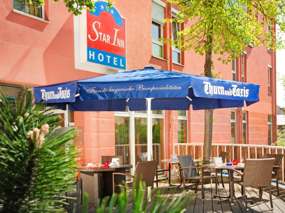 Sterne Hotel Regensburg Zentrum