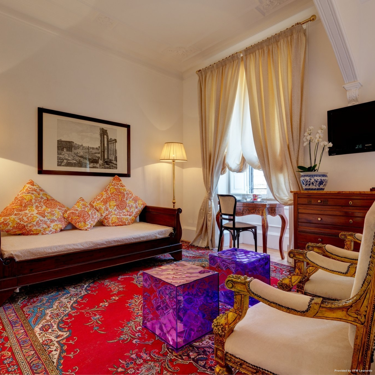 Grand Hotel Plaza Rome Lazio At Hrs With Free Services