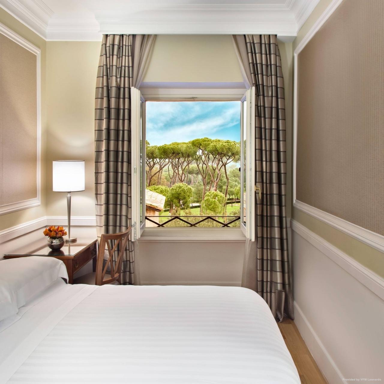 Rome Marriott Grand Hotel Flora 4 Hrs Star Hotel In Rome Lazio