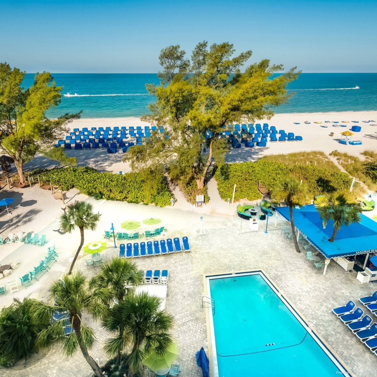 Sandpiper Beach Resort In St Pete