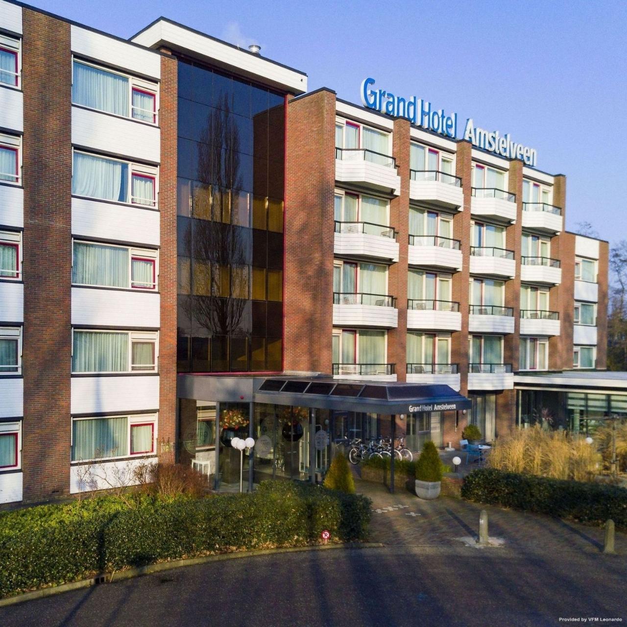Grand Hotel Amstelveen Niederlande Bei Hrs Mit Gratis Leistungen
