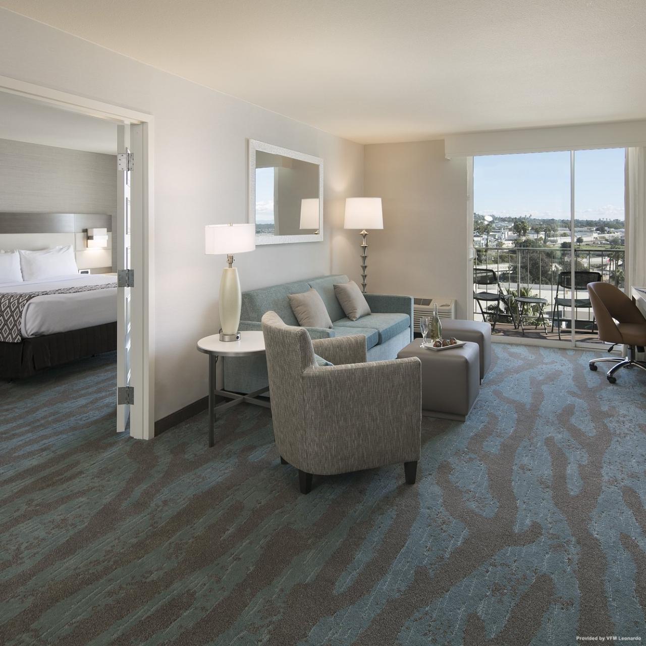 Hotel Crowne Plaza Ventura Beach 4