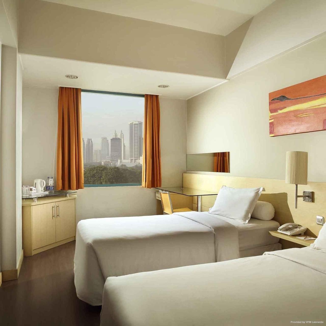 Hotel Ibis Jakarta Arcadia 3 Hrs Star Hotel In Jakarta