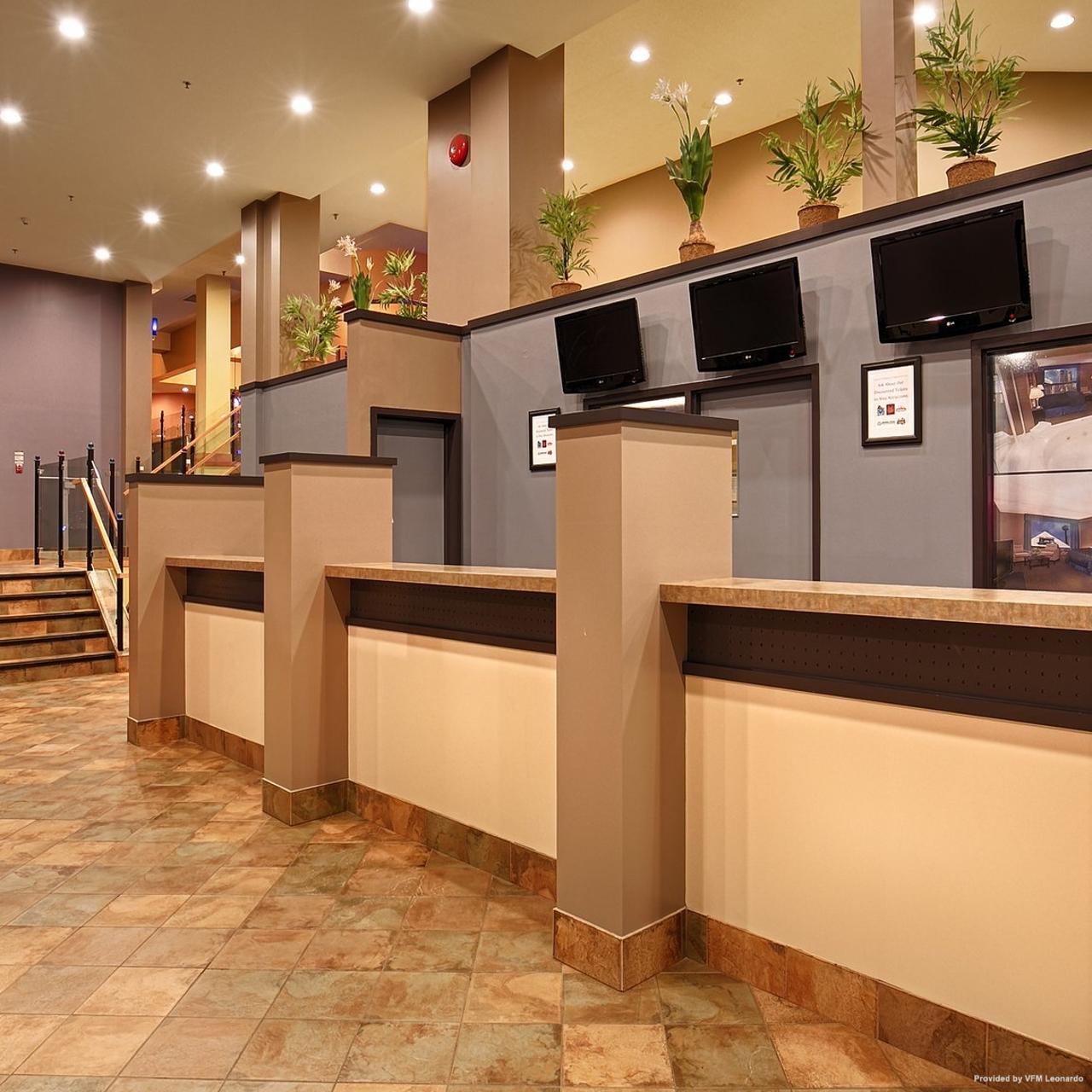 Hotel Best Western Fallsview In Niagara Falls Ontario Hrs