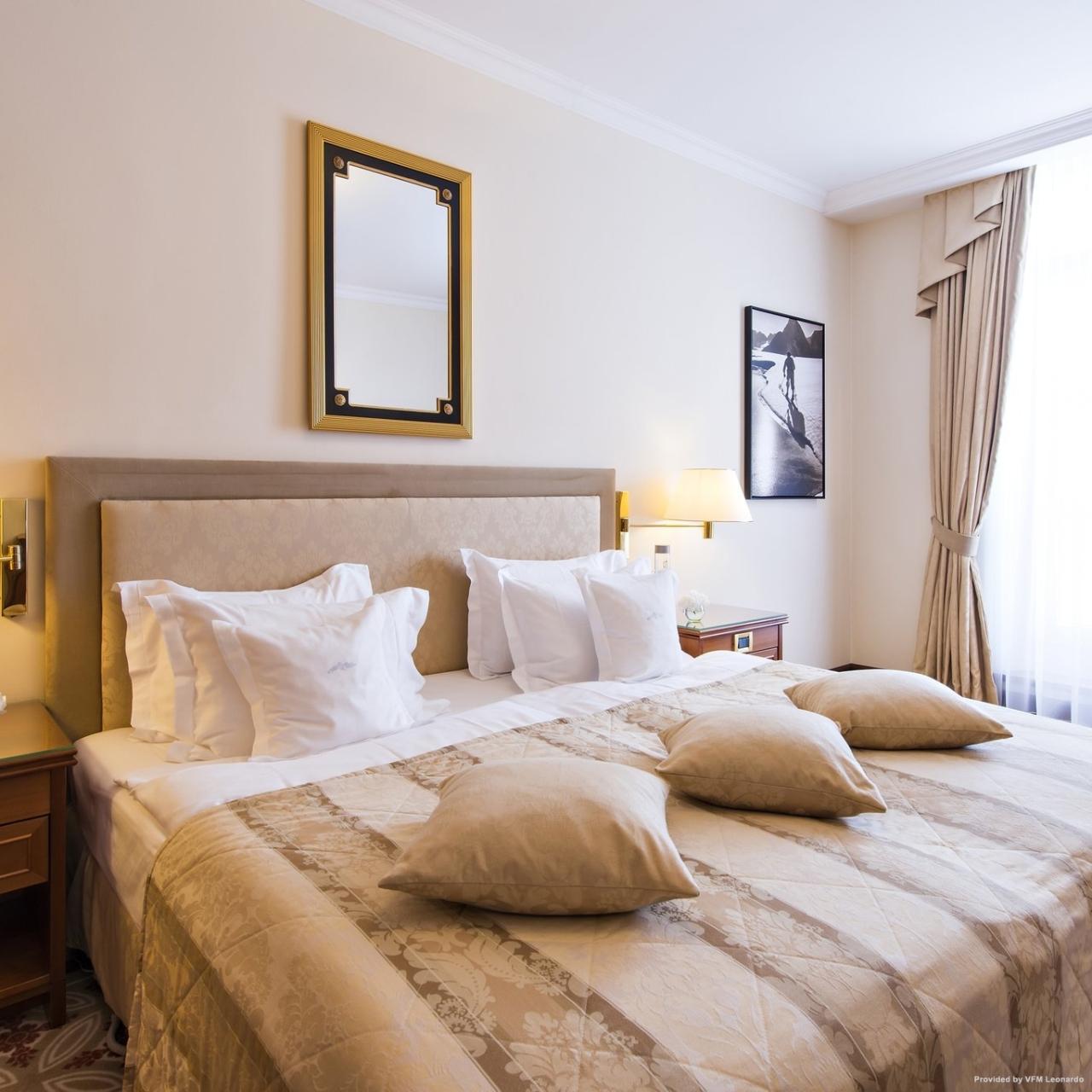 Kempinski Grand Hotel Des Bains Sankt Moritz Grisons At Hrs With Free Services