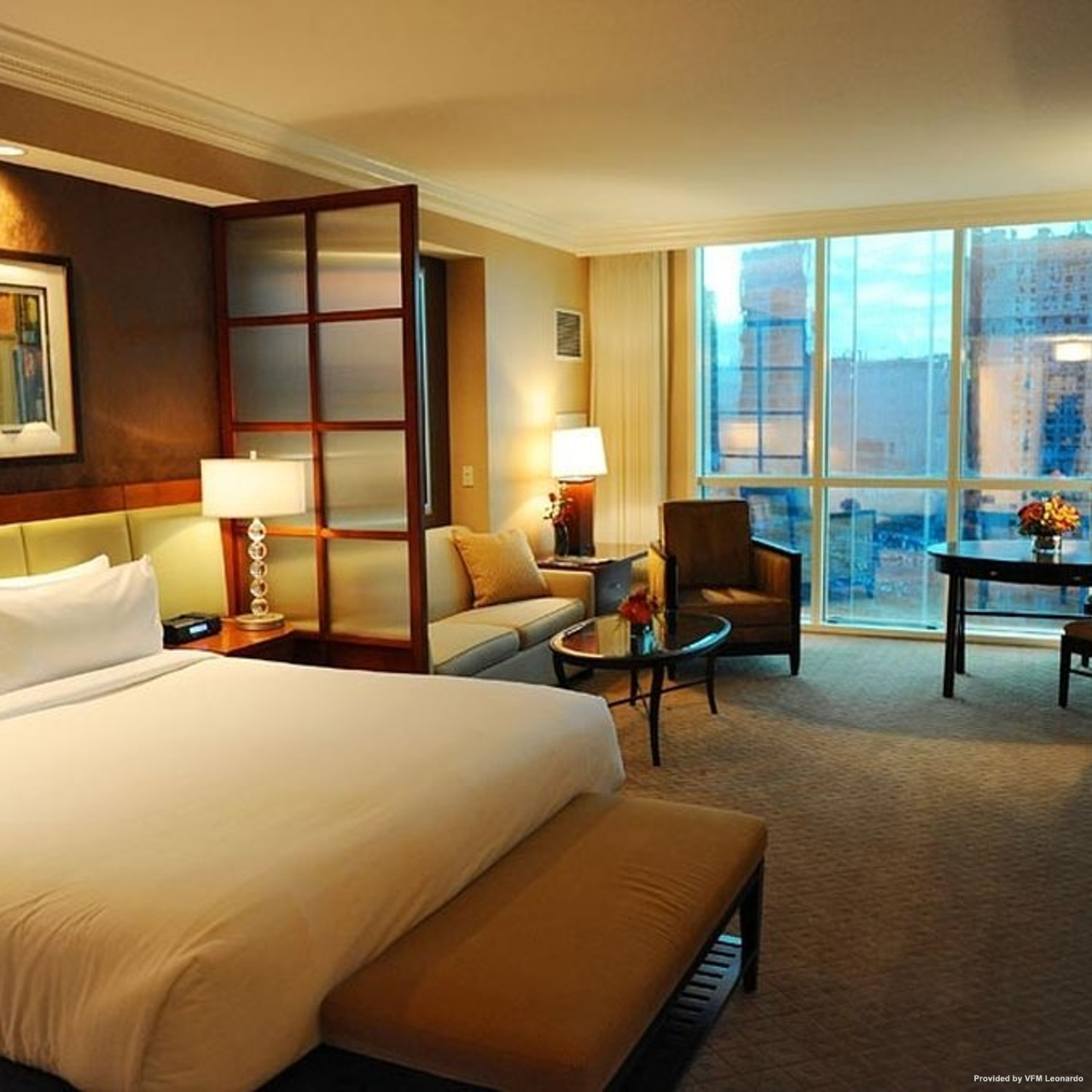 Hotel The Signature At Mgm Grand United States Of America At Hrs With Free Services
