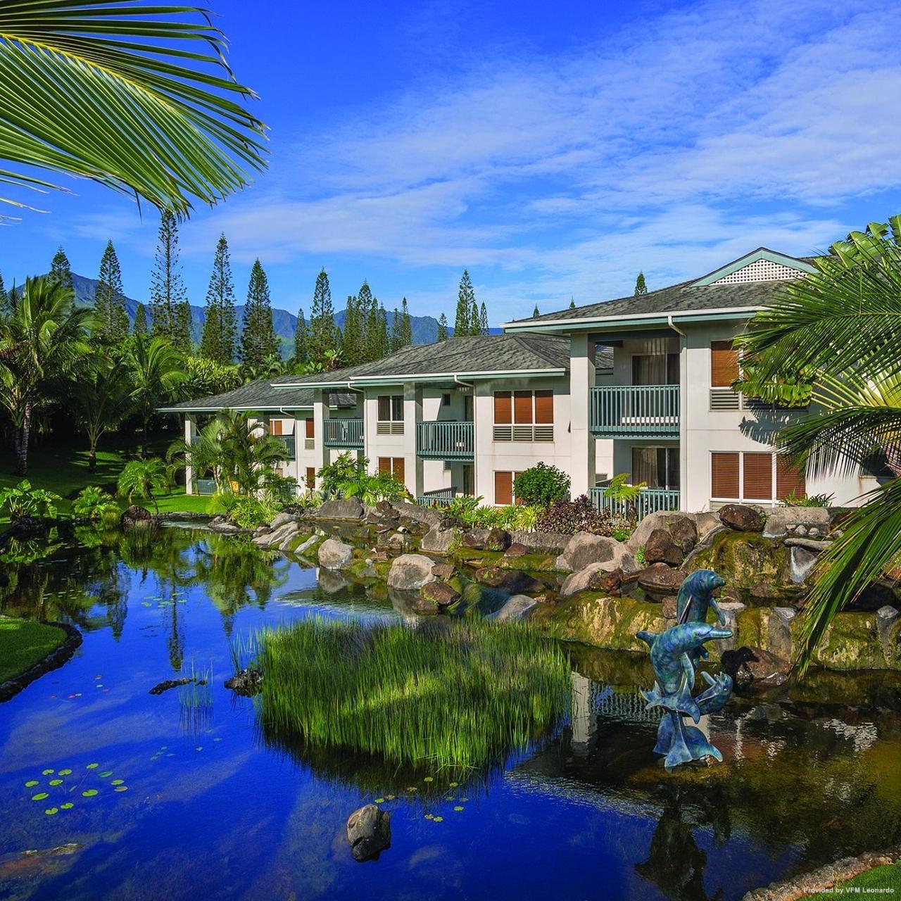 Hotel Wyndhamvr Bali Hai Villas In Princeville Hawaii Hrs