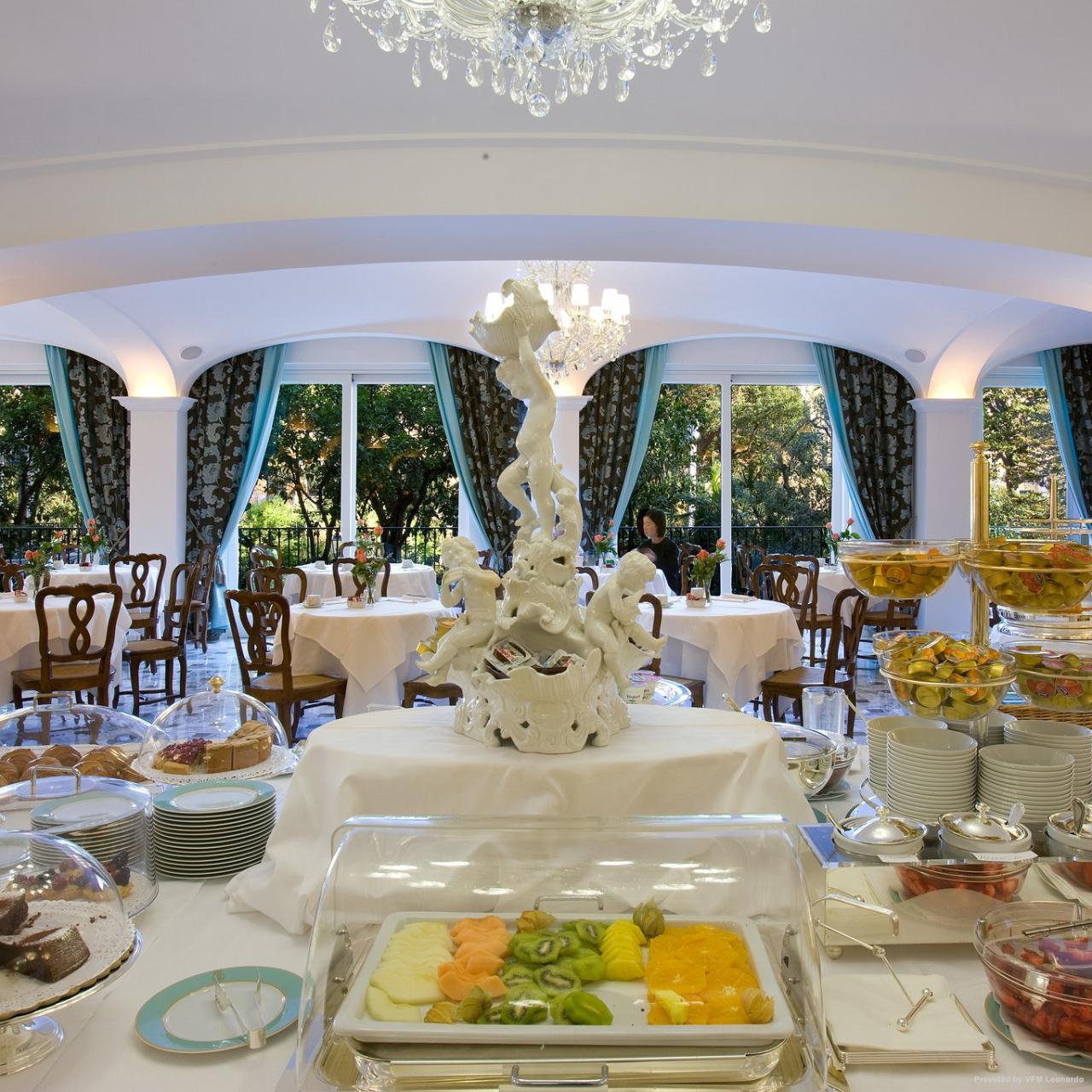 La Favorita Grand Hotel 5 Hrs Star Hotel In Sorrento Campania