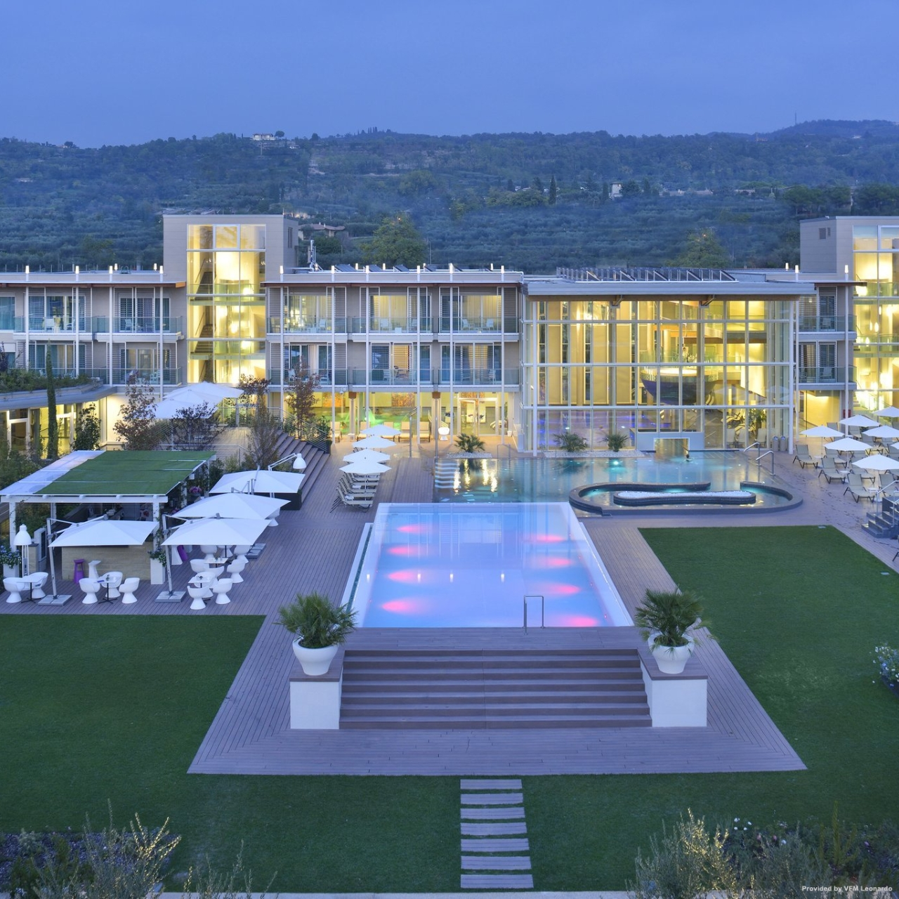 Corte San Luca Bardolino aqualux hotel spa suite&terme - 4 hrs star hotel in