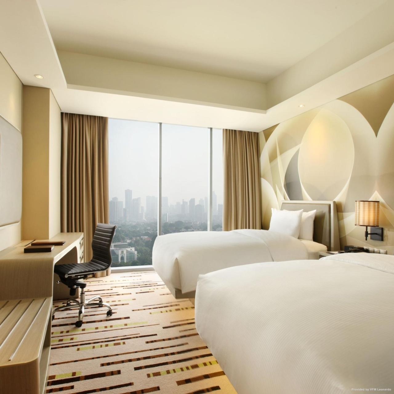 Hotel Doubletree By Hilton Jakarta Diponegoro 4 Hrs Star Hotel In Jakarta