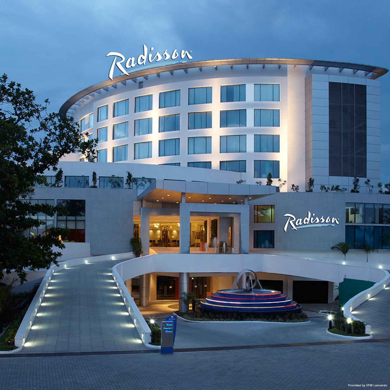 Radisson Salem India At Hrs With Free Services