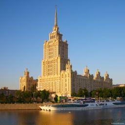 Рэдиссон Ройал (гостиница Украина)